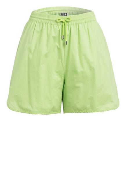 JUST FEMALE Shorts VERONA, Farbe: HELLGRÜN (Bild 1)