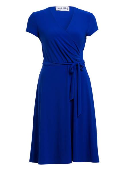 Joseph Ribkoff Kleid in Wickeloptik, Farbe: BLAU (Bild 1)