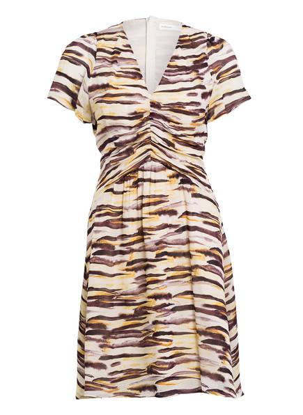 InWear Kleid DITAIW, Farbe: WEISS/ HELLGELB/ TAUPE (Bild 1)