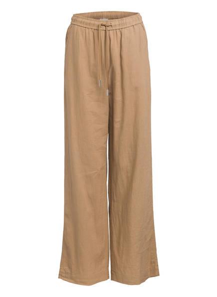 InWear Culotte BRIZAL mit Leinen , Farbe: CAMEL (Bild 1)