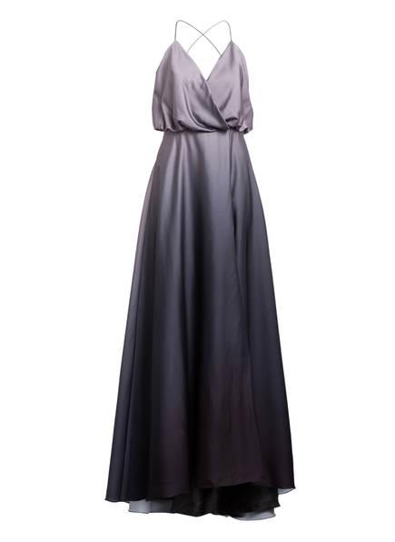 unique Abendkleid , Farbe: GRAU (Bild 1)