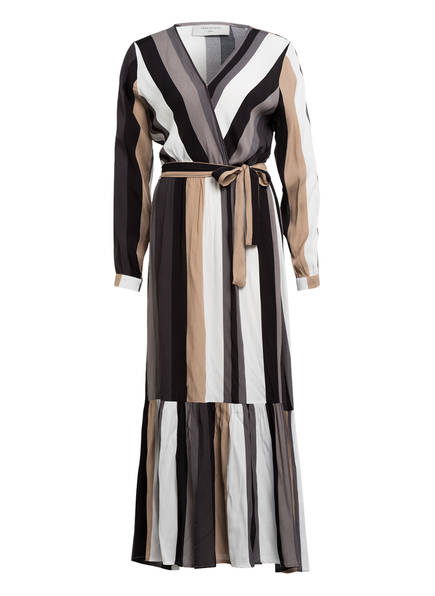 FREEQUENT Kleid , Farbe: GRAU/ SCHWARZ/ BEIGE (Bild 1)