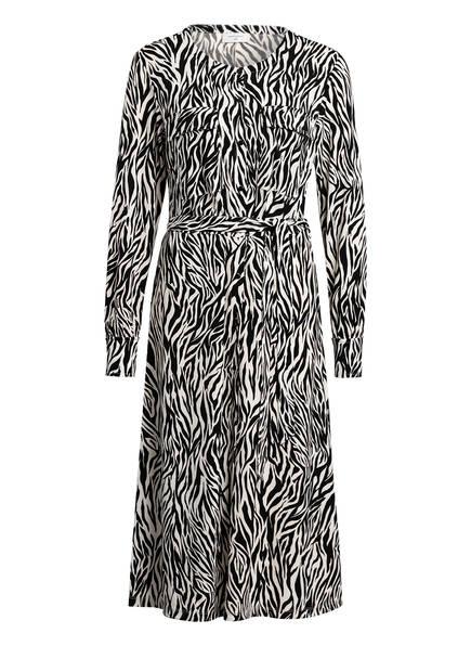 FREEQUENT Kleid , Farbe: SCHWARZ/ WEISS (Bild 1)