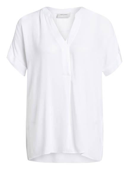FREEQUENT Blusenshirt, Farbe: WEISS (Bild 1)