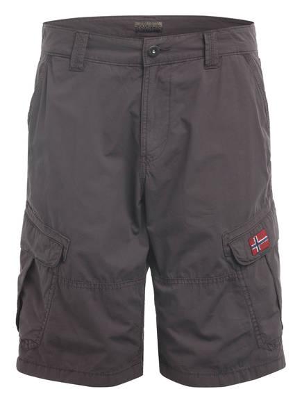 NAPAPIJRI Cargo-Shorts NADI, Farbe: DUNKELGRAU (Bild 1)