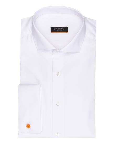 ETERNA Hemd Slim Fit mit Umschlagmanschette , Farbe: WEISS (Bild 1)