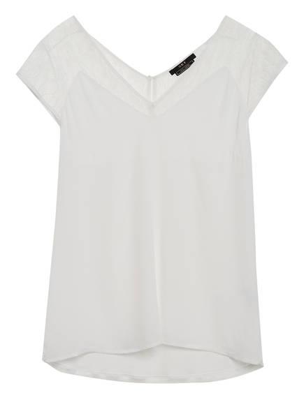 SET Blusenshirt mit Seide, Farbe: WEISS (Bild 1)