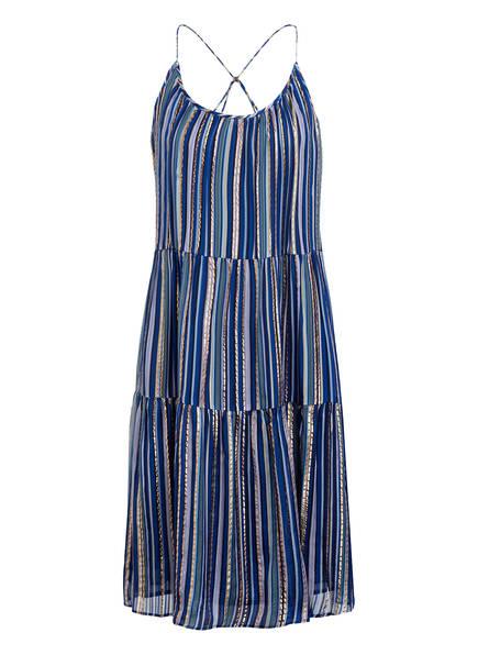 SET Kleid, Farbe: BLAU/ GRÜN/ GOLD (Bild 1)