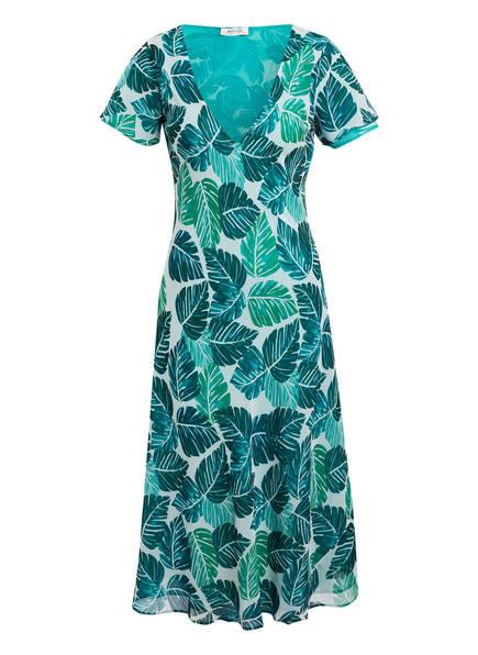 MALVIN Kleid , Farbe: PETROL/ GRÜN/ WEISS (Bild 1)
