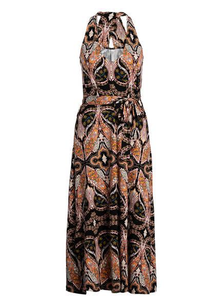 summum woman Kleid , Farbe: SCHWARZ/ LACHS (Bild 1)