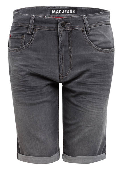 MAC Jeans-Shorts JOG'N BERMUDA , Farbe: H872 ASHGREY USED (Bild 1)