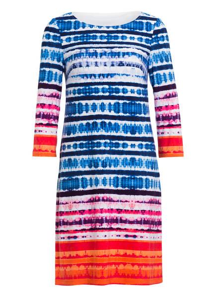 Joseph Ribkoff Kleid, Farbe: WEISS/ BLAU/ ORANGE (Bild 1)