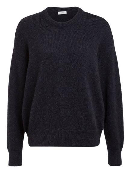 CLOSED Oversized-Pullover mit Alpaka, Farbe: DUNKELBLAU (Bild 1)