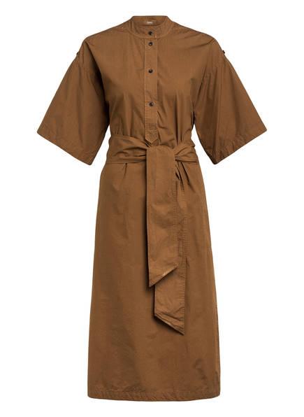 CLOSED Kleid ALICE, Farbe: HELLBRAUN (Bild 1)