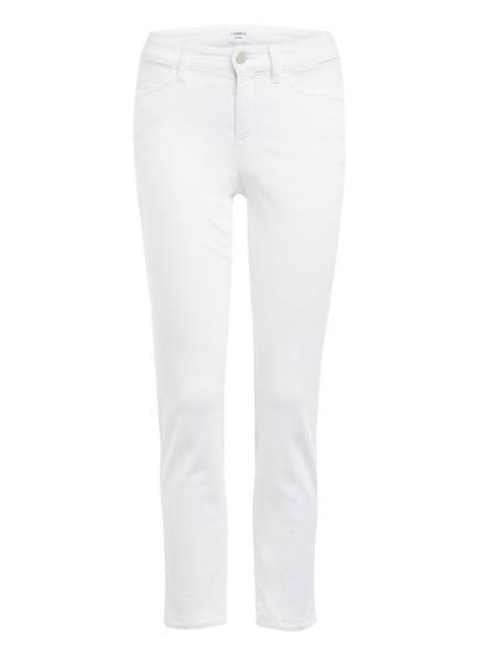 CAMBIO 7/8-Jeans PIERA mit Swarovski Kristallen, Farbe: 5002 WEISS (Bild 1)