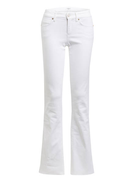 CAMBIO Flared Jeans PARLA, Farbe: 5008 weiss (Bild 1)