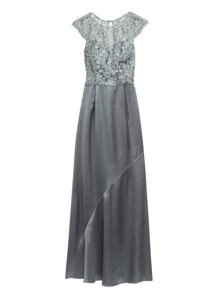 Chi Chi LONDON Abendkleid ABBILEE, Farbe: GRAUGRÜN (Bild 1)