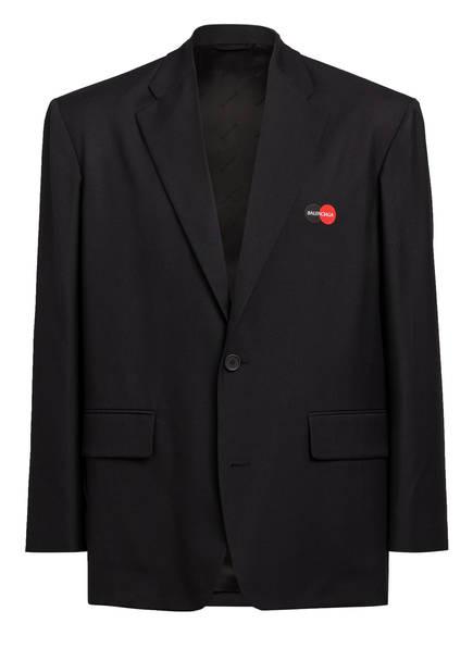BALENCIAGA Sakko Regular Fit, Farbe: SCHWARZ (Bild 1)