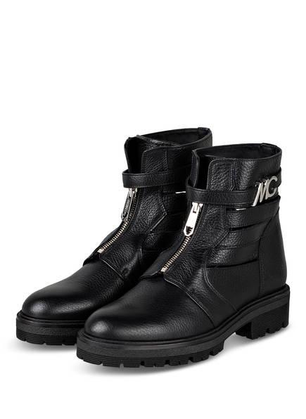 MARCCAIN Biker Boots, Farbe: 900 BLACK (Bild 1)