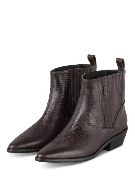 MARC CAIN Cowboy Boots, Farbe: 695 MORO (Bild 1)
