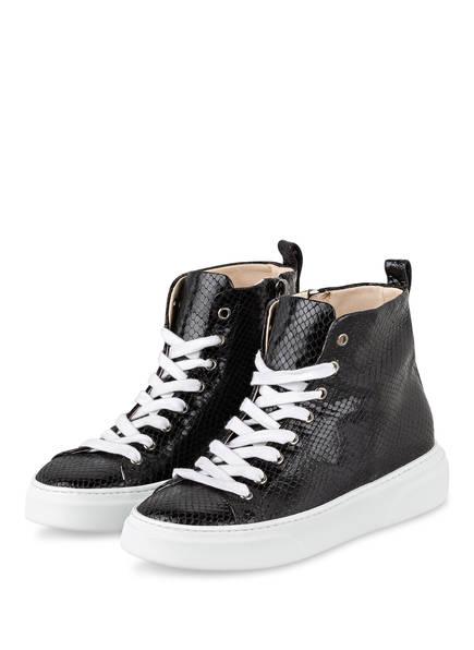 MARCCAIN Hightop-Sneaker, Farbe: 900 BLACK (Bild 1)