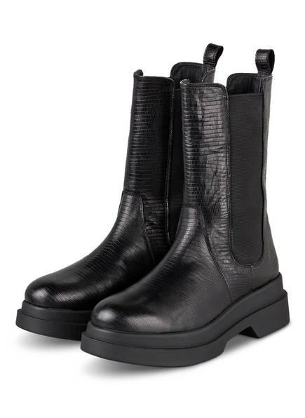 MARC CAIN Plateau-Boots, Farbe: 900 BLACK (Bild 1)