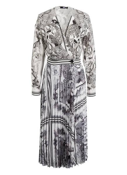 RIANI Kleid in Wickel-Optik , Farbe: SCHWARZ/ WEISS (Bild 1)