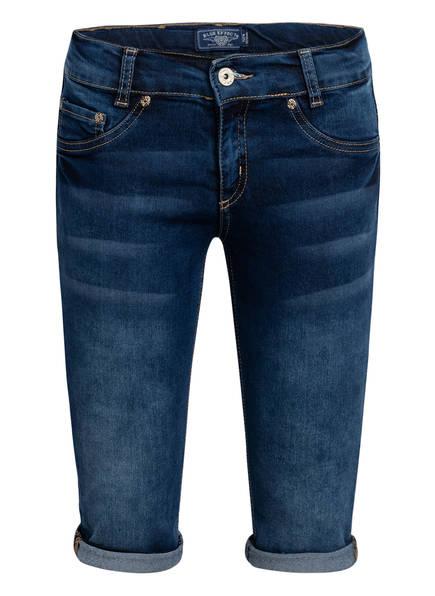 BLUE EFFECT Jeans-Shorts, Farbe: DUNKELBLAU (Bild 1)