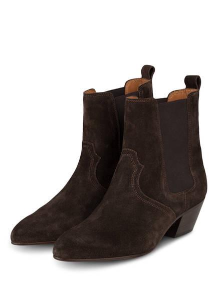 CLOSED Cowboy Boots, Farbe: DUNKELBRAUN (Bild 1)