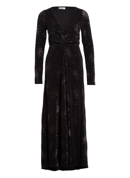 LIU JO Kleid, Farbe: SCHWARZ/ SILBER (Bild 1)