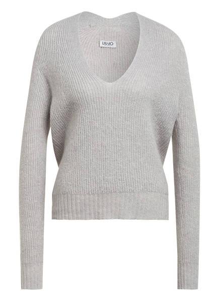 LIU JO Pullover, Farbe: HELLGRAU (Bild 1)