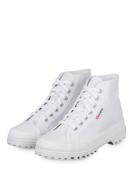 SUPERGA Hightop-Sneaker 2341 COTU ALPINA, Farbe: WEISS (Bild 1)
