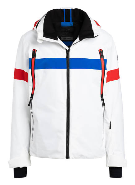 toni sailer Skijacke VICTOR, Farbe: WEISS (Bild 1)