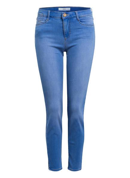 BRAX Skinny Jeans SHAKIRA mit Schmucksteinbesatz, Farbe: 23 USED HOLIDAY BLUE (Bild 1)
