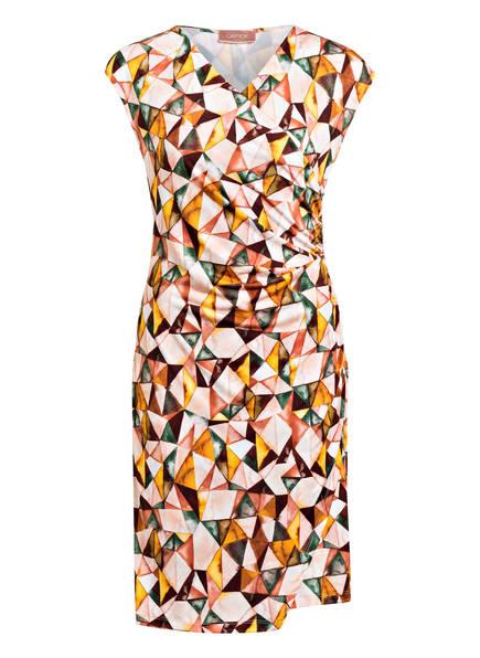 CARTOON Kleid , Farbe: NUDE/ GELB/ GRÜN (Bild 1)