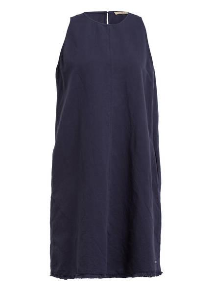 Smith&Soul Kleid mit Leinen , Farbe: DUNKELBLAU (Bild 1)