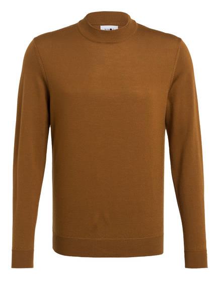 NN07 Pullover MARTIN , Farbe: HELLBRAUN (Bild 1)