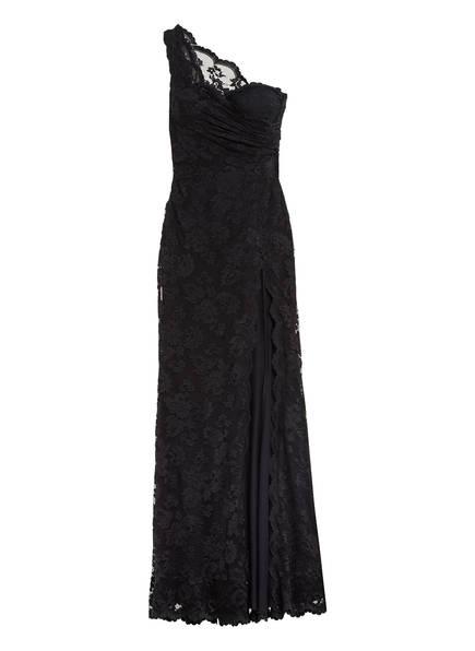 OLVI'S One-Shoulder-Abendkleid, Farbe: SCHWARZ (Bild 1)