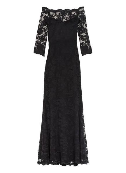 OLVI'S Abendkleid mit 3/4-Arm, Farbe: SCHWARZ (Bild 1)
