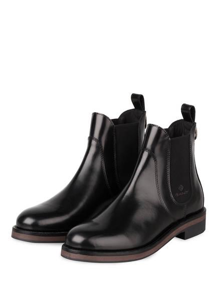GANT Chelsea-Boots MALIIN, Farbe: SCHWARZ (Bild 1)