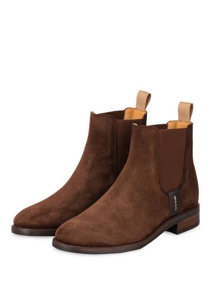 GANT Chelsea-Boots FAYY, Farbe: BRAUN (Bild 1)