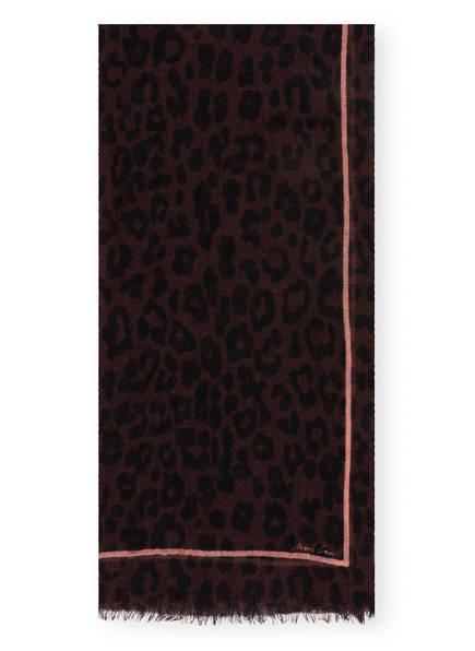 MARCCAIN Schal, Farbe: SCHWARZ/ BRAUN (Bild 1)