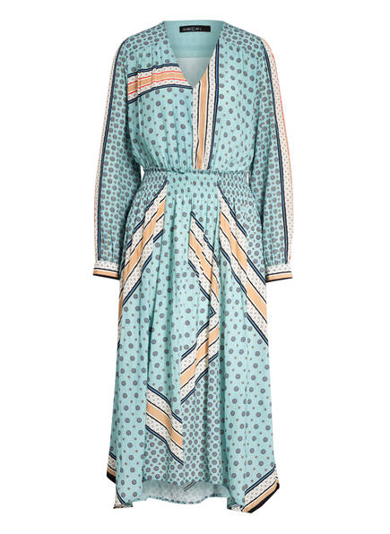 MARCCAIN Kleid, Farbe: HELLBLAU/ CREME/ WEISS (Bild 1)