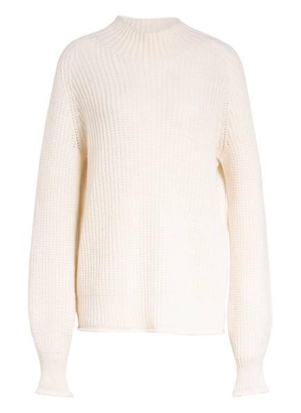 MARC CAIN Pullover mit Seide, Farbe: 110 OFF (Bild 1)