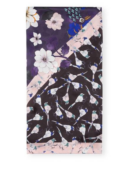 MARCCAIN Seidentuch, Farbe: 795 OXFORD BLUE (Bild 1)