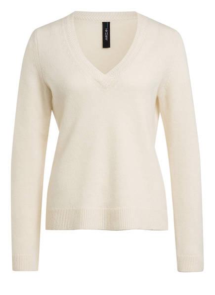 MARCCAIN Pullover mit Cashmere , Farbe: CREME (Bild 1)