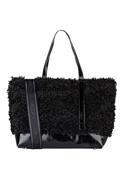 MARC CAIN Shopper, Farbe: 900 BLACK (Bild 1)
