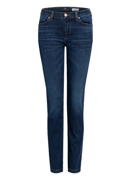 RAFFAELLO ROSSI Skinny Jeans , Farbe: 863 BLACK/ BLUE (Bild 1)