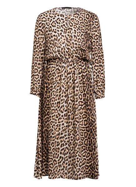 DRYKORN Kleid CALSEY, Farbe: BEIGE/ SCHWARZ (Bild 1)