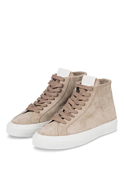 CLOSED Plateau-Hightop-Sneaker SANDY , Farbe: TAUPE (Bild 1)